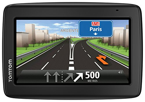 TomTom 5-Inch Start 25 Satellite Navigation System with Lifetime European Map Updates