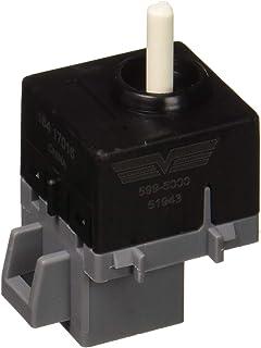 Dorman 599-5000 HVAC Blower Fan Switch for Select Peterbilt Models (OE FIX)