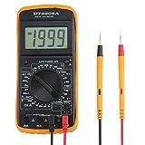 UEB Digital AC/DC LCD Display Professional Electric Handheld Tester Multimeter
