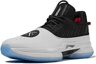 LI-NING Wow 7 Series Women Youth Teenager Wade Professional Basketball Shoes Wearable Cushioning Sneakers ABAN135
