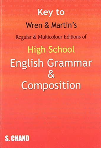 Key to High School English Grammar and Composition (English Edition)