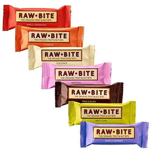 Raw Bite - Barretta a base di ingredienti organici