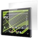 atFolix Bildschirmfolie kompatibel mit HP Pro Slate 12 Spiegelfolie, Spiegeleffekt FX Schutzfolie