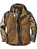 Legendary Whitetails Canvas Cross Trail Workwear Jacket Barley Medium