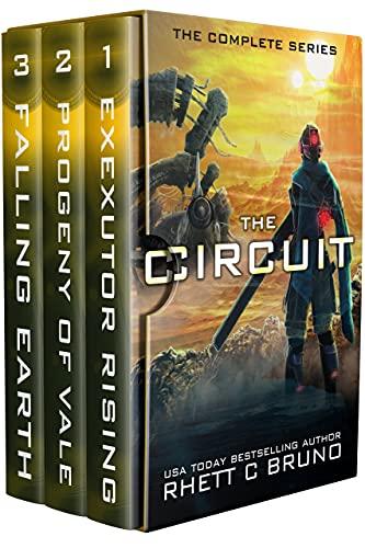The Circuit: The Complete Series: (A Space Opera Box Set: Books 1-3) by [Rhett C. Bruno]