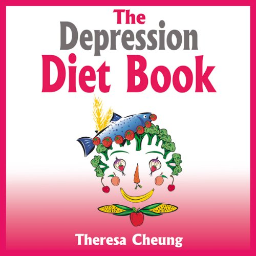 The Depression Diet Book cover art