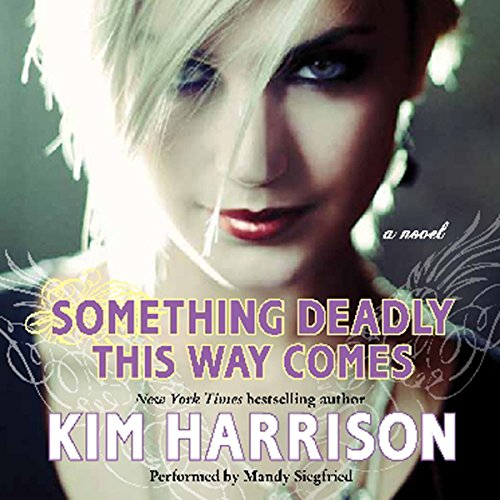 Something Deadly This Way Comes audiobook cover art
