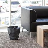 Essey Papierkorb Mülleimer Bin Bin, schwarz, Polyethylen HD (HDPE), Classic - 4