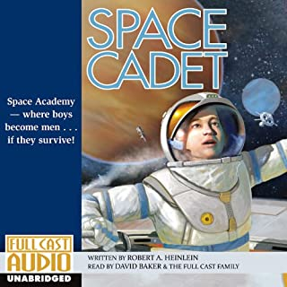 Space Cadet cover art