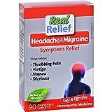 Homeolab, Headache Migraine Relief, 90 Tablets