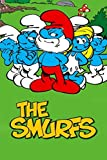 The Smurfs: Super Gift for Kids  - Journal for Writing - Perfect For Notes, Creative Ideas, School... -  Lined Notebook - Diary - Composition Book  - 6x9 - 100 Pages