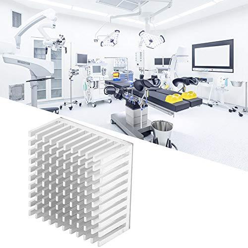 Kühlkörper DIY Stable Circuit Kühlkörper für Raspberry Pi(Silver)