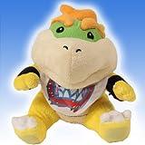 Super Mario Brothers Super Mario Bros. Small Bowser Jr. Plush Doll Yellow, 18CM