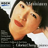 Messaien;Piano Works