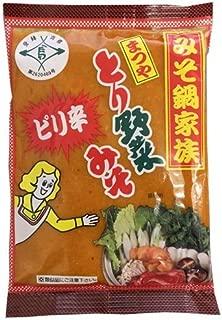 まつや とり野菜みそ ピリ辛 200g 1袋
