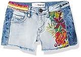 Desigual Denim_Rubi Pantalones Cortos, Blue, 3/4/2020 para Niñas