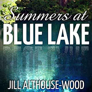Summers at Blue Lake cover art