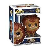Pop! Fantastic Beast 2 - Figura de Vinilo Zouwu