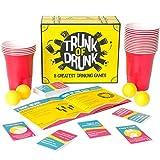 Trunk of Drunk - Die 8 allerbesten Trinkspiele (Bierpong, Ring of Fire, Ich habe noch nie... und noch mehr Spiele)