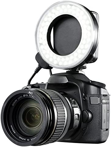 Canon EOS Rebel T6i Dual Macro Applicabl Ring Flash Light Max 84% OFF LED Max 73% OFF