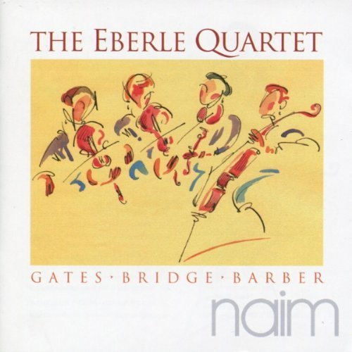 Eberle Quartet Play Barber, Bridge and Gates (2000-05-29)