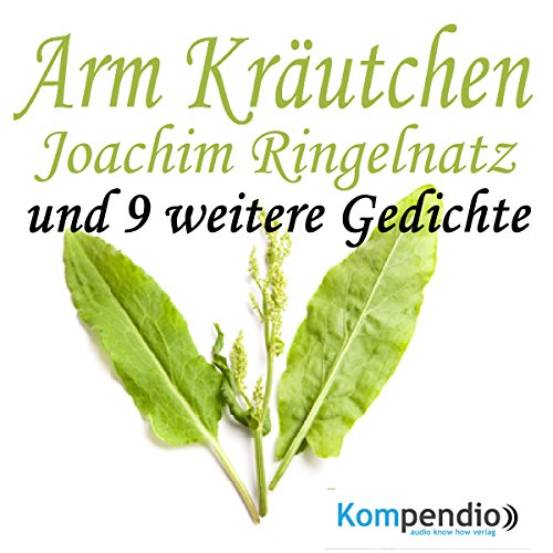 Arm Kräutchen cover art