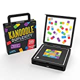 Educational Insights Kanoodle Duplexity, Puzzle Challenges, Brain Teasers, Magnetic Game, Ages 8 to Adult