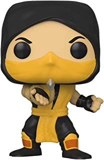 Funko Pop! Games: Mortal Kombat - Scorpion, Action Figure - 45110
