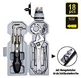VOREL 77795 - herramienta moto mano fijado (forma de la...