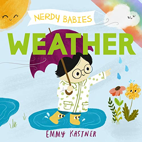 Nerdy Babies: Weather (English Edition)