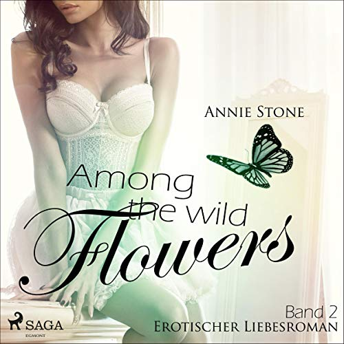 Among the wild flowers cover art