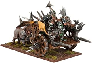 Mantic Games - Kings Of War Orc Fight Wagon Warmachine