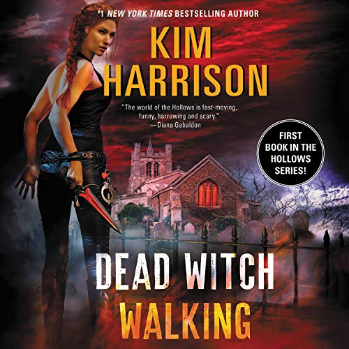 Dead Witch Walking cover art