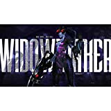 Golden needle Puzzles Overwatch Game Jigsaw Widowmaker Illustration Toy Gift 300/500/1000/1500 Pieces ( Size : 300 Pieces )