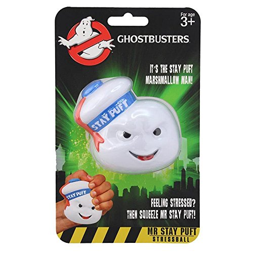 Ghostbusters Stay Ghostbusters Marshmallow Man Stress Ball