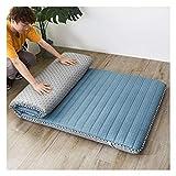 Colchón De Futón Japonés Tradicional, Colchón De Suelo Plegable Acolchado Colchón Para Dormir Colchón Disponible Para...