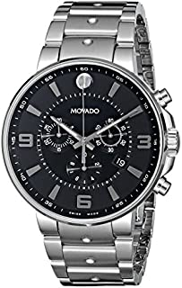 Movado Men's 0606759 SE. Pilot Stainless Steel Watch