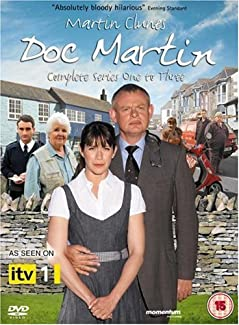 Doc Martin - Complete Series One To Three