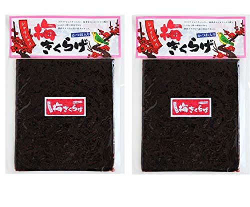 丸虎 きくらげ 佃煮 190g【梅x2袋セット】岡商店【メール便送料無料】