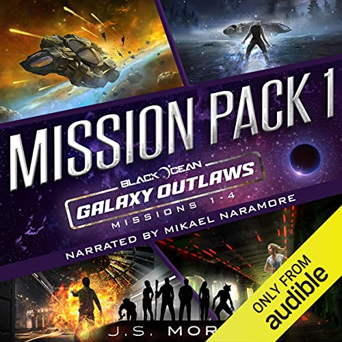 Mission Pack 1 cover art