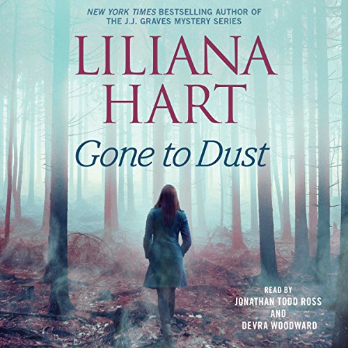 Gone to Dust audiobook cover art