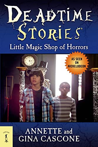 Little Magic Shop of Horrors (Deadtime Stories, Band 5)
