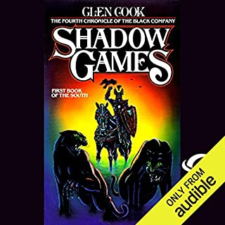 Page de couverture de Shadow Games
