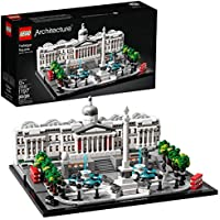LEGO Architecture Trafalgar Square Model 21045 Adult & Kids Set