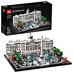 in budget affordable LEGO Architecture 21045 Trafalgar Square Building Kit (1197)