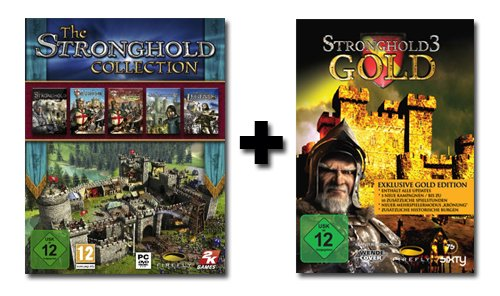 Stronghold Collection + Stronghold 3 Gold