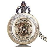 Herren Taschenuhr  Harry Potter Hogwarts College V