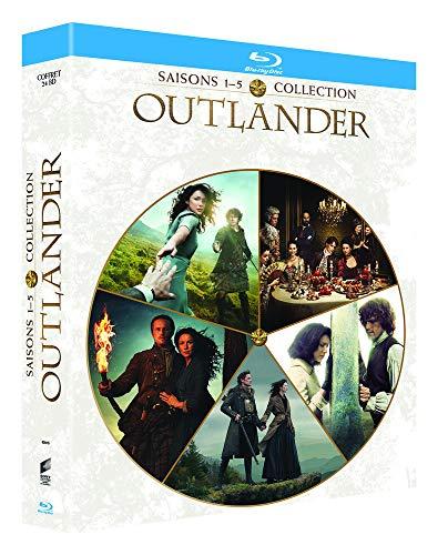 Outlander, saisons 1 à 5, 79 épisodes [Blu-ray] [FR Import]