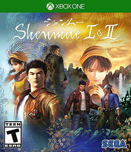 Shenmue I & II for Xbox One [USA]