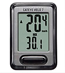 powerful CATEYE Velo 7CC-VL520 Cable Bike Computer